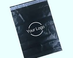 Decorative Flat Poly Mailers by Custom Poly Mailers Etsy