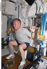 How Do Astronauts Exercise In Space