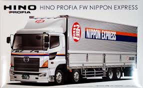 Aoshima 02841 Hino Profia FW Nippon Express Truck 1/32 Scale Kit ... Hino Toyota Harness Data To Give Logistics Clients An Edge Nikkei 2008 700 Profia 16000litre Water Tanker Truck For Sale Junk Mail Expressway Trucks Adds Class 4 Model 155 To Its Light Duty Lineup Missauga South Africa Add 500 Truck Range China 64 1012 M3 Concrete Ermixing Truckequipment Motors Wikipedia Ph Eyes 5000 Sales Mark By Yearend Carmudi Philippines Safety Practices Euro Engines Hallmark Of Quality New Isuzu Elf