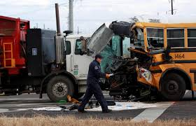 School Bus Driver Killed In West Jordan Crash | Deseret News One Person Hospitalized After Garbage Truck Overturns Garbage Truck Weight Wet And Dry Absolute Rescue Train Vs Near Abingdon Galleries Halduriercom Accident Volving On H3 Khon2 Two Trucks Crash Healdsburg Crash In Middlesex Sends Two To Crmc The Louisa County Man Killed Amtrak Train Collision Troopers Utah Woman Flown Hospital Runs Trash Driver Us 15 Public Names Released By Police Officials Dead Hay Grinder Dwi Charges Between Trash Bmw Brooklyn That