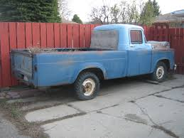 File:1959 Dodge Truck (2493420442).jpg - Wikimedia Commons 1959 Dodge Sweptside Pickup Stock 815589 For Sale Near Columbus Buy Used D100 Sweptline Rat Rod Shortbed Hemi Mopar Lil Trucks Advertising Art By Charles Wysocki 1960 Blog To Keep Up With The Chevy Cameo Carri Flickr Power Giant D200 Panel Van Antique And Classic Mopars Pinterest Fargo Dodge Trucks Vans 1958 Wagon For Sale Youtube T207 Kissimmee 2011 Autolirate Pickup Truck 16 X 24 Websitejpg