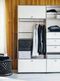 contemporary walk in wardrobe haller usm modular