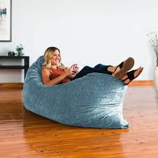 Chenille Jaxx Pillow Sak - 5 Foot Bean Bag Chair The 7 Best Bean Bag Chairs Of 2019 Yogibo Short 6 Foot Chair Exposed Seam Uohome Oversized Bean Bag Chairs Funny Biggest Chair Bed Ive Ever Seen In 5 Ft Your Digs Gaming Recliner Inoutdoor Big Joe Smartmax Hug Faux Leather Black Or Brown Childrens