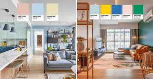 100 Photos Of Interior Homes 4 HDB BTO Design Ideas With Beautiful Pantone