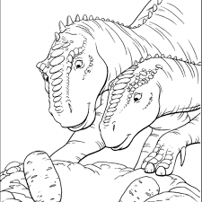 Nos Jeux De Coloriage Jurassic Park à Imprimer Gratuit Page 2 Of 4
