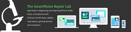 The SmartPhone Repair Lab Cell Phone iPhone Tablet Drone