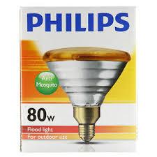 philips 80w edison cap anti mosquito par38 flood light bulb