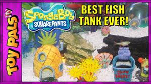 Spongebob Aquarium Decor Set by Spongebob Fish Tank With Sandy U0027s Treedome Bottom Aquarium