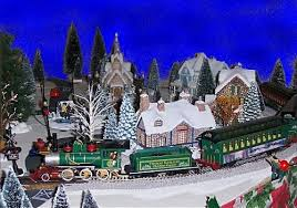 Thomas Kinkade Christmas Tree For Sale by Notes On Hawthorne Village From Family Christmas Online