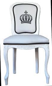 pompöös by casa padrino luxus barock esszimmerstuhl weiß schwarz pompööser barock stuhl designed by harald glööckler pompöös by casa padrino