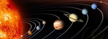 Solar System Planets Order Of The 8 Or 9
