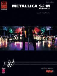 SM Highlights Sheet Music By Metallica