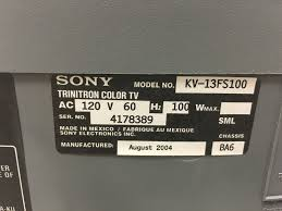 Sony Kdf E42a10 Lamp Replacement by 14 Kdf E42a10 Bulb Replacement Calgary Sony Replacement Tv