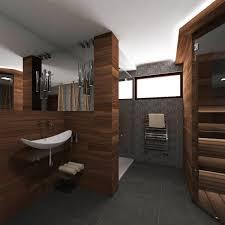 Moderná Wellness Kúpeľňa ZEN Vizualizácia Kupelna Perfecta