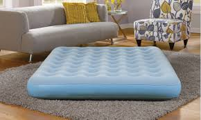 Serta Air Mattress With Headboard by How To Travel With An Air Mattress Overstock Com