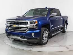 100 Used Chevy 4x4 Trucks For Sale 2016 CHEVROLET SILVERADO High Country Truck For