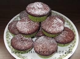bananen nuss muffins mit kindern backen eifrei ohne ei