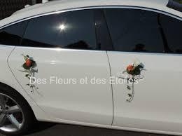 mariage compositions décoration de voitures et de lieux des