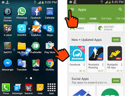 Stop Android Play Store Adding App Icons to Home Screen