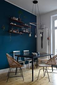let s make blue trendwatch blue as wall paint wallpaper