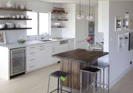 coin repas cuisine moderne plans de cuisine moderne avec coin repas bel lighting