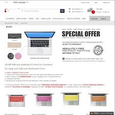Free Silicone MacBook Air/Pro Keyboard Covers @ Zapals - OzBargain 25 Off Two Dove Coupons Promo Discount Codes Wethriftcom 6 Mtopcom Discount Code Coupon Promotional August 2019 8 Best Campsaver Online Coupons Promo Codes Aug Honey Wp Engine 20 First Customer Code 3 In 1 Nylon Braided 3a Usb To Micro 8pin Typec Charging Cable 120cm Zapals Review Is Legit Safe Site Today Stores Hype For Type Coupon Last Minute Hotel Deals Dtown Disney Couponzguru Discounts Offers India Couponscop Fresh Voucher La Tasca Hanes Free Shipping Top Deals