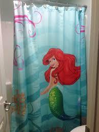 my disneyland house the little mermaid guest bath
