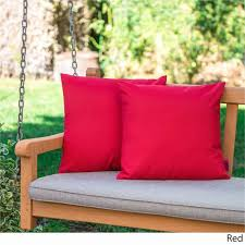 13 Perfect Deep Red Pillows | Decorative Pillow Ideas Hubsch Patio Table Covers Rectangular Round Zipper Seater Modern Accent Fniture Home Console Tables Chairs Bookcases 63 Cover Store 2xl Large Oval Adorable Outdoor Set Cool Ding Setup Outside Chair New Protectors For Recliners Uk Decorating Ideas Railing Below Small Ana Side Diy Gold Terrazzo Standard Marvelous Wrought Iron And Living Parsons White Slipcovers Arrangement Licious Room Rooms Bath For Replacement Cushions