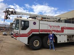 Syncrude Emergency Response E-One Titan HPR 8x8 | Airport Fire ...