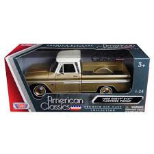 1966 Chevrolet C10 Fleetside Pickup Truck Gold 1-24 Diecast Car ... The Trucks Page Rare Parts Idler Arm 31966 Chevygmc Truck 11964 Bel Air Flashback F10039s New Products This Page Has New Parts That 1966 Chevrolet Truck Turn Signal Switch Nos Gm 662761 1951 Pickup Brothers Classic Chevy C10 Current Pics 2013up Motorcycle Custom Pating Interior Urban Home Chevrolet For Sale Hemmings Motor News Types Of 66 Back From The Past Classic C20 Diesel Tech Magazine Corvair Hecoming Collection Daily