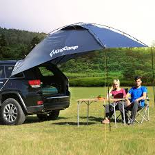 KINGCAMP SUV SHELTER Truck Car Tent Trailer Awning Rooftop Camper ...