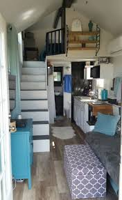 A 240 Square Feet Tiny House On Wheels In Afton, Tennessee. | Tiny ... Tiny Home Interiors Brilliant Design Ideas Wishbone Bathroom For Small House Birdview Gallery How To Make It Big In Ingeniously Designed On Wheels Shower Plan Beuatiful Interior Lovely And Simple Ideasbamboo Floor And Bathrooms Alluring A 240 Square Feet Tiny House Wheels Afton Tennessee Best 25 Bathroom Ideas Pinterest Mix Styles Traditional Master Basic
