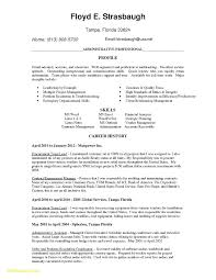 Examples Of Resumes For Office Jobs 2018 Fice Elegant Admin Resume Sample New