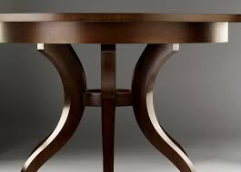 Ethan Allen Mahogany Dining Room Table by Ashcroft Dining Table Dining Tables