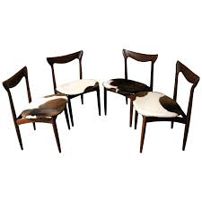 Chair Cowhide Dining Chairs Australia Black Genuine Leather ...