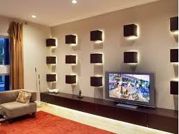 chic wall light ideas for living room stunning living room wall