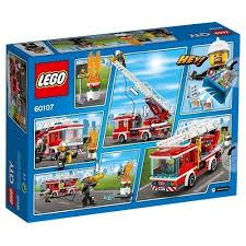LEGO City - 60107 Fire Ladder Truck | Online Toys Australia