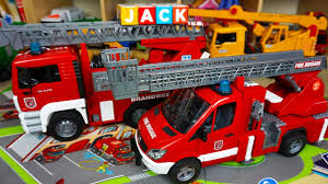 Bruder Fire Engines For Kids Toy UNBOXING - Kids Playing With Toys ... Jual Produk Bruder Terbaik Terbaru Lazadacoid Harga Toys 2532 Mercedes Benz Sprinter Fire Engine With Mack Deluxe Toy Truck 1910133829 Man 02771 Jadrem Engine Scania Ab Car Prtrange Fire Truck 1000 Bruder Fire Truck Mack Youtube With Water Pump Cullens Babyland Pyland Mb W Slewing Ladder In The Rain
