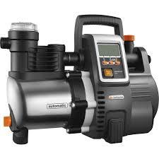 pompe arrosage automatique gardena premium 6000 6e lcd inox 6000