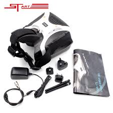 100 V01 SKYZONE SJ 7 Inch FPV Video Glasses Goggles 58G HD