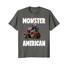Amazon.com: Monster American Vintage America USA Monster Truck T ... Toughskins Boys Graphic Tshirt Monster Truck Clothing Shoes Long Sleeve Tshirt Drive Them Wild Ford Trucks Scotts Hotrods Tshirts Sctshotrods Grave Digger Shirt Stuff That Uniquely For You 2018 Thrdown Tour Kids Rap Attack Personalized Iron On Transfers Monster Jam 4 5 6 7 Tee Shirt Top Grave Digger El Toro Custom Name Tshirt Jam Maximum Cartoon Stock Vector Anastezzziagmailcom 146691955 5th Birthday Boy Year Old Christmas The Godfathers Blog Gordons Next Challenge Trucks