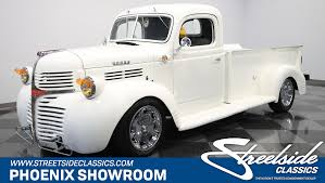 1947 Dodge Pickup | Streetside Classics - The Nation's Trusted ... Directory Index Dodge And Plymouth Trucks Vans1947 Truck 1947 Dodge Truck Rat Rod Driver Project Custom Fuel Injected 5 Speed Power Wagon For Sale 2108619 Hemmings Motor News Ctortrailer Jigsaw Puzzle In Cars Bikes Pickup Rm Sothebys Auburn Spring 2017 Near Woodland Hills California 91364 Sierra234 Wseries Specs Photos Modification Autolirate Pickup Wc 12 Ton F84 Kissimmee 2011
