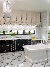 Modern Chandelier Over Bathtub by European Bathroom Design Ideas Hgtv Pictures U0026 Tips Hgtv