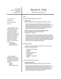Free Resume Templates 2 And 3