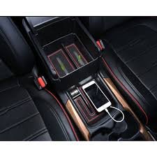 Amazon.com: Autou Car Center Console Organizer Storage Box Tray For ... Vehicle Console Side Pocket Leather Car Seat Gap Catcher With Cup Buy Universal Center Console Cup Holder And Get Free Shipping On Amazoncom Autou Center Organizer Storage Box Tray For Zzteck Registration Card Holder Insurance Auto Truck Pickup Tahoe Chevrolet Wwwpicsbudcom Cek Harga Toyota Alphard Vellfire 2016 2017 Armrest Arm Rest Plusxpres Glove Document Case Owner Ford F150 2004 2008 Floor Shift Only Anydream Secret Compartment Gmc Interior Accsories Dodge Ram 1500 Pilot Automotive Organizers For Van Suv