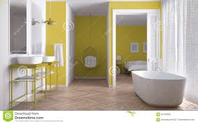 Minimalist White And Yellow Scandinavian Bathroom With Bedroom Stock ... 15 Stunning Scdinavian Bathroom Designs Youre Going To Like Design Ideas 2018 Inspirational 5 Gorgeous By Slow Studio Norway Interior Bohemian Interior You Must Know Rustic From Architectureartdesigns Inspire Tips For Creating A Scdinavianstyle Western Living Black Slate Floor With Awesome 42 Carrebianhecom