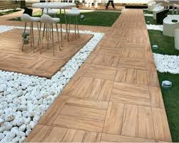 Inexpensive Patio Floor Ideas by Modern Concept Wood Patio Flooring With Cheap Patio Flooring Ideas