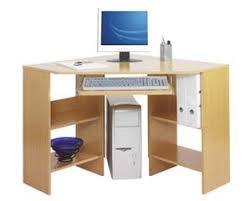 Small White Corner Computer Desk Uk by Corner Computer Desks Pine Oak Glass Maple Wood White