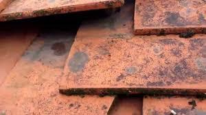 replacing broken roof tiles for diy part 1
