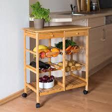 meubles d appoint cuisine relaxdays desserte de cuisine meuble d appoint îlot